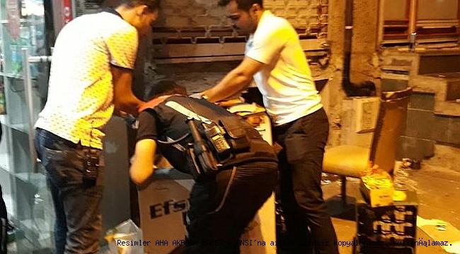 Güngören'de uyuşturucu operasyonunda 2 kişi gözaltı