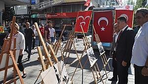 M. Alpaslan Aldır ; Ağustos ayı Türkün Zafer ayıdır.