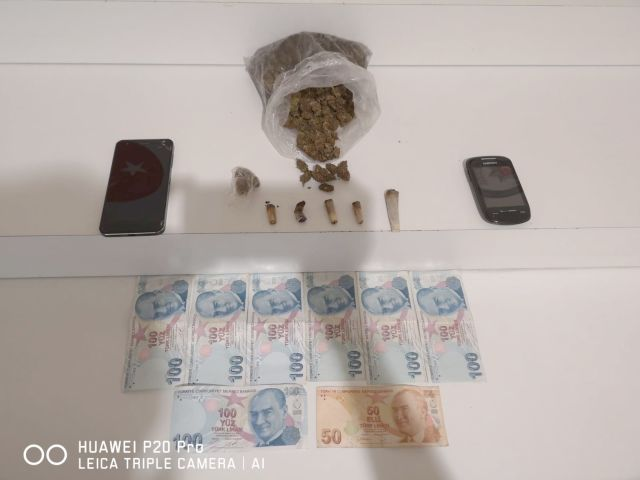 Güngören'de Uyuşturucu satıcıları av, polis avcı oldu
