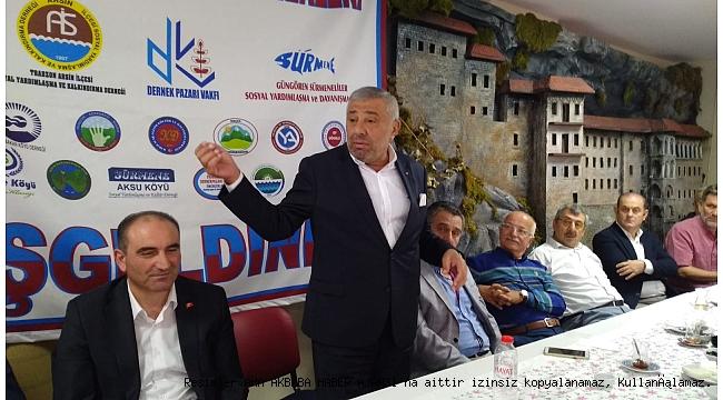 İsmail Şatıroğlu ; Urfa'yı Şanlı , Maraş'ı Kahraman yapan Çanakkalede destan yazan milletiz,