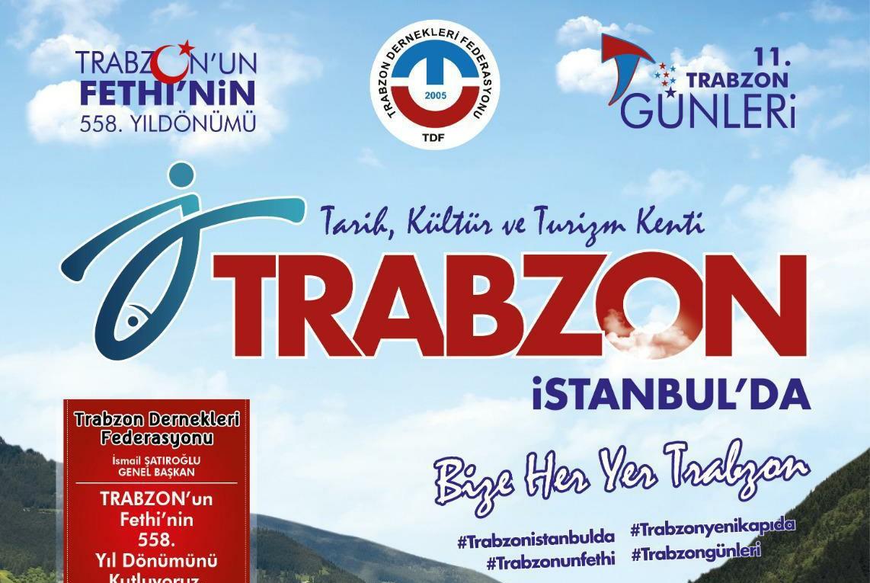 Yeni Kapıda 3-6 Ekim arası Trabzon fırtınası esecek