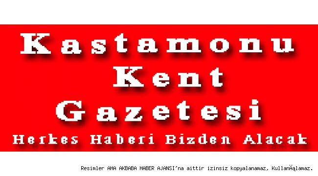 Akbaba Haber Ajansında bir atak daha, Kastamonu Kent Gazetesi Yayında