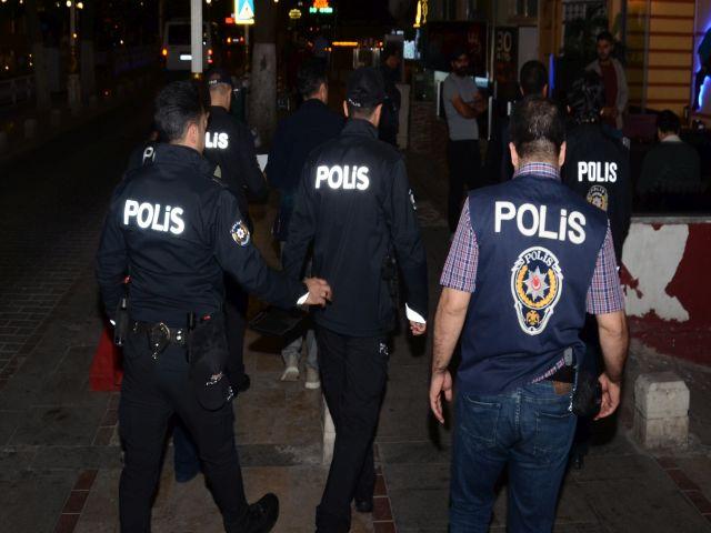 Malatya Emniyeti Güven Huzur operasyonuyla il genelinde kuş uçurtmadı