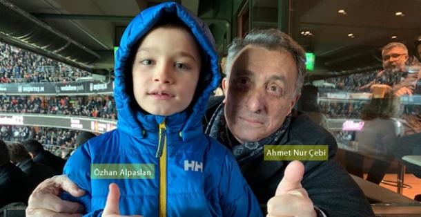 Trakya bölgesinde de Ahmet Nur Çebi sesleri geliyor