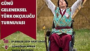 Atasporları Dünya Engelliler Günü geleneksel Türk okçuluğu turnuvası başlıyor