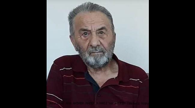 Kaymakam Suat Dervişoğlunun babası Necati Dervişoğlu hayatını kaybetti