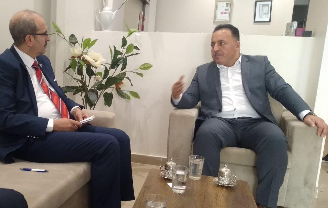 Tiab Trabzon'lu iş dünyasını , İş kongresinde buluşturuyor