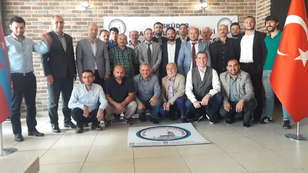 Üsküdar'lı Trabzonlular açılışta gövde gösterisi yapacak