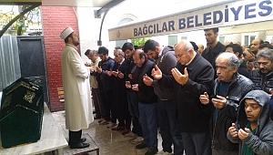 Ahmet Sağıroğlu dualarla ebediyete uğurlandı