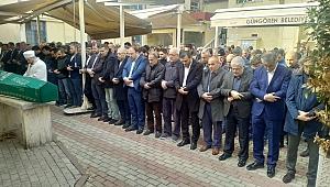 Ak Parti Nazire Avcı'nın son vedasında tek yürek oldu