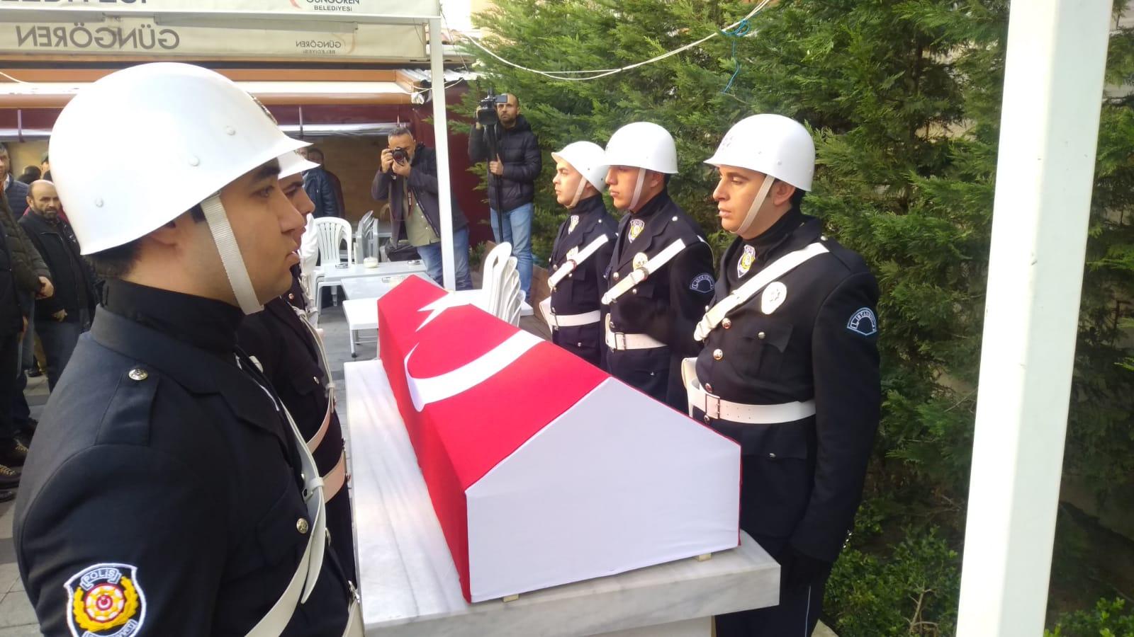 Eski Emniyet müdürü Hasan Akdeniz dualarla ebediyete uğurlandı