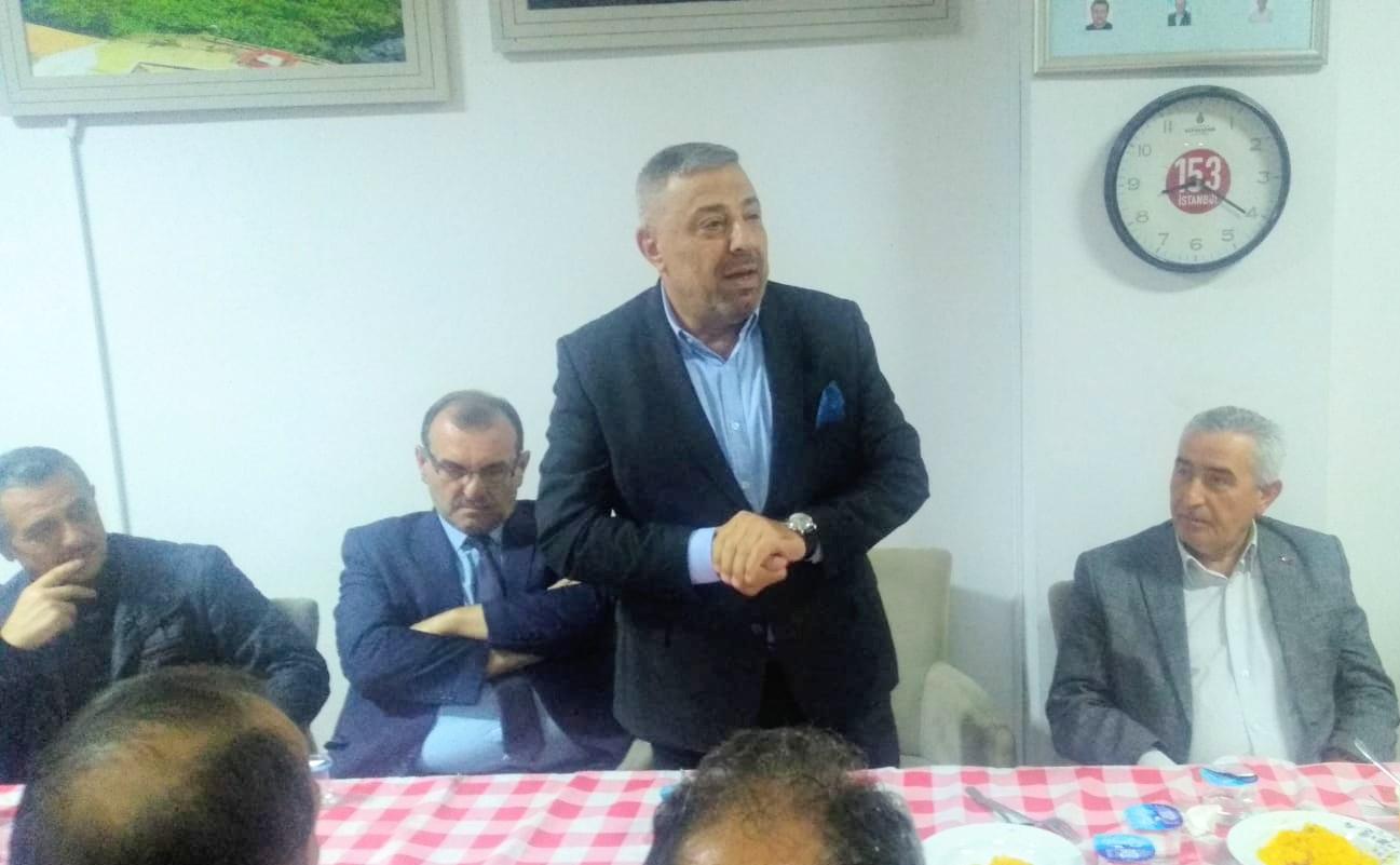 İsmail Şatıroğlu ; Trabzon'a karşı bir art niyet var