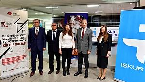 İstanbul Kültür Üniversitesi'nde İşkur irtibat noktası açıldı