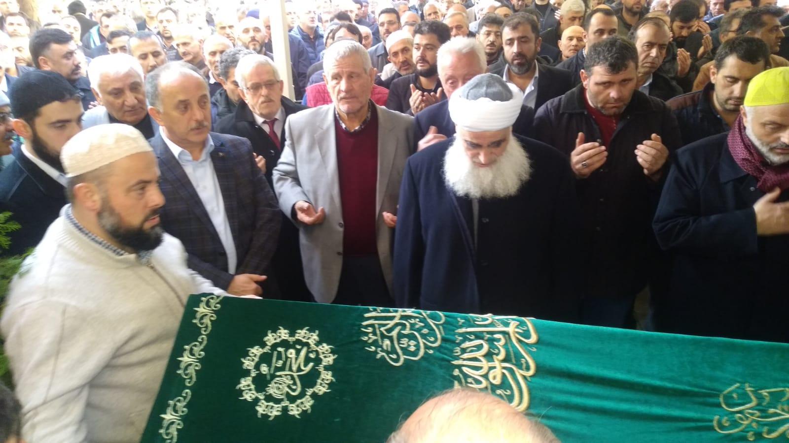 Mehmet Orhan sevenlerini gözü yaşlı geride bırakarak hakka yürüdü