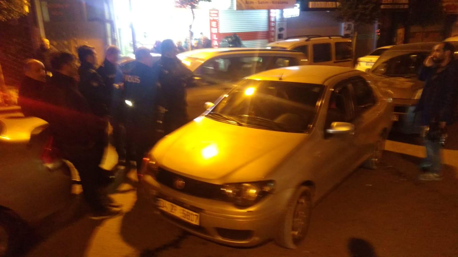 Güngören'de Trafikte yol verme kavgası kanlı bitti