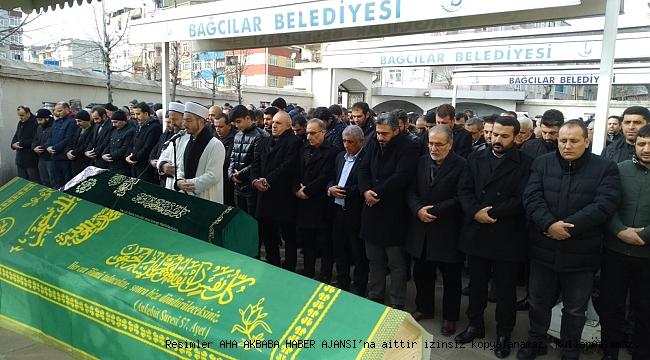 Kiraz Karadoğan, Emine Aksu ve Nazmi Kaymak dualarla ebediyete uğurlandılar