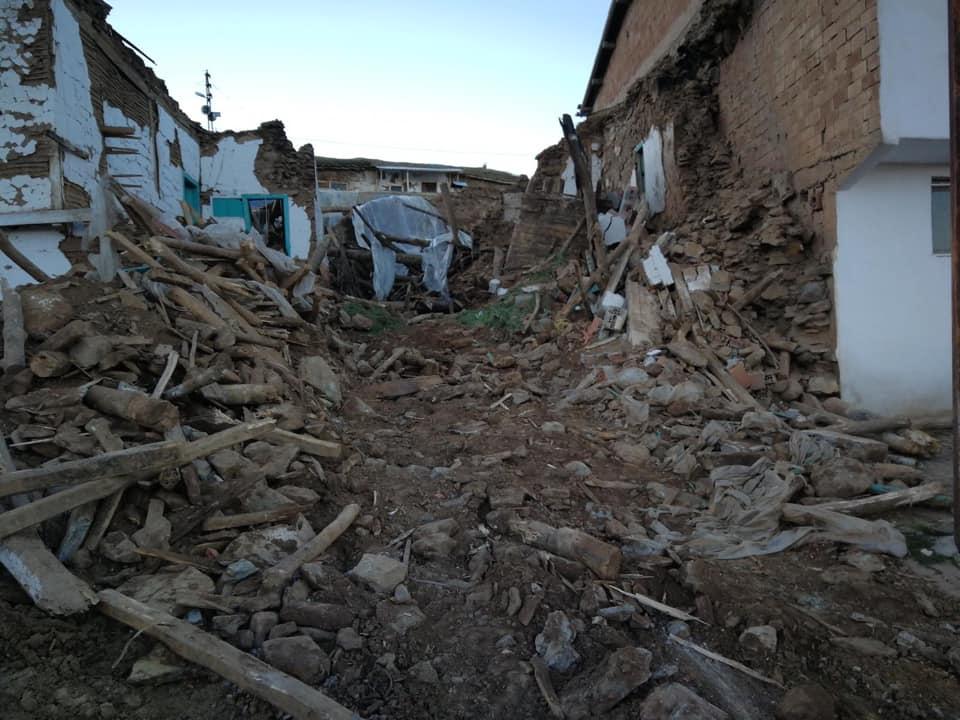 Malatya deprem fotoğrafları