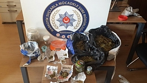Adıyaman'da Uyuşturucu Operasyonu: 11 Tutuklama