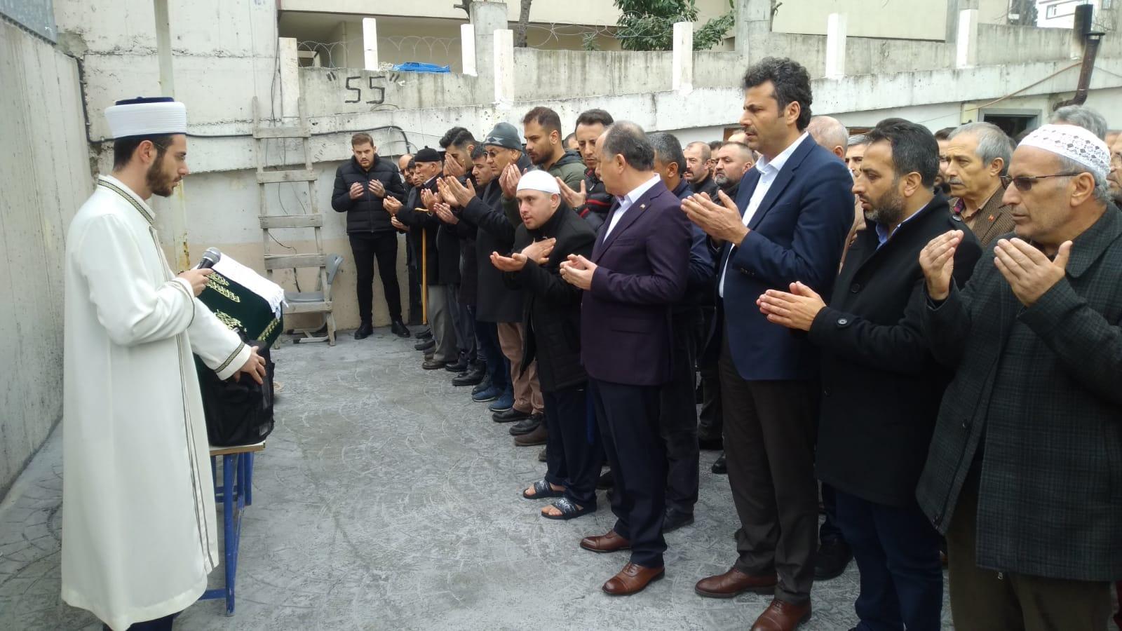 Bilal Kılıç dualarla hakka uğurlandı