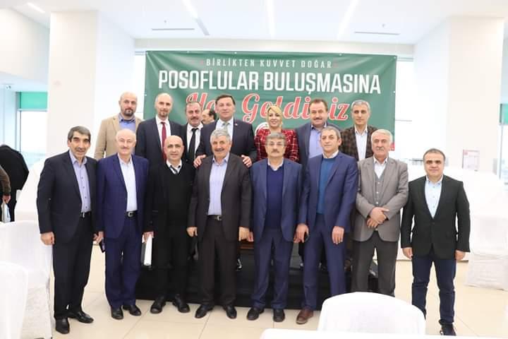 Posoflular Ankara'ya