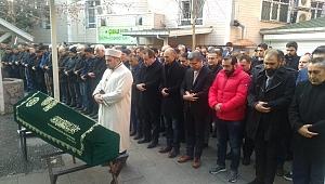Remzi Ekici'nin vefatı Ekici ailesini yasa boğdu