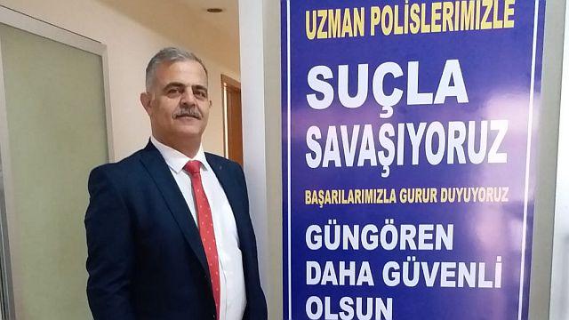 Yılın polisi Ercan Noyan emekli oldu