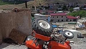 12 yaşındaki Ömer Çelik'in traktör merakı canına mal oldu