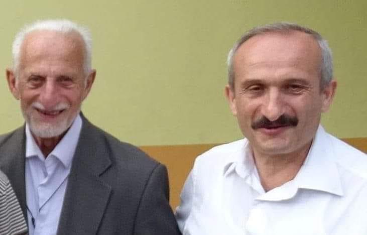 Alaettin Bulutoğlu babası Zekeriya Bulutoğlu'nu kaybetmenin acısını yaşadı