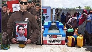 Şehit Özel Harekatçı Ahmet Alp Taşdemir'in Adı Afrika'da yaşayacak...