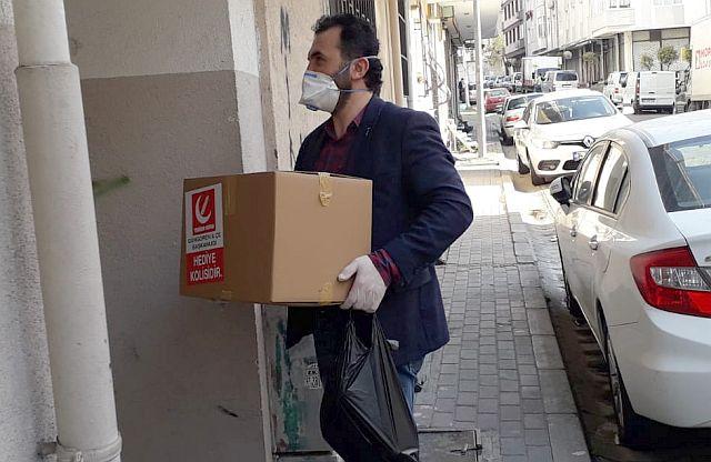 Yeniden Refah Partisi Ramazanın bereketini sofralara taşıdı