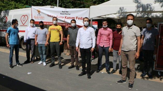Genç İş İnsanı Gazi Fırat'tan Kadın Kolları Kan Bağışına Destek