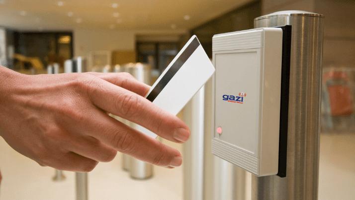 Kartlı geçiş  sistemleri ve avantajları