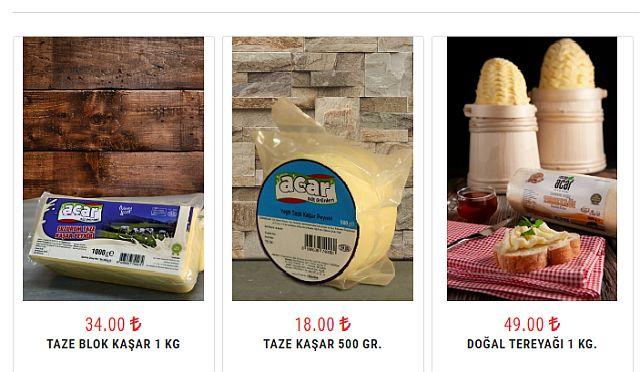 Acar Süt Market