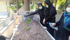 Karakuş ailesi anneleri Altun Karakuş için yas tutuyor