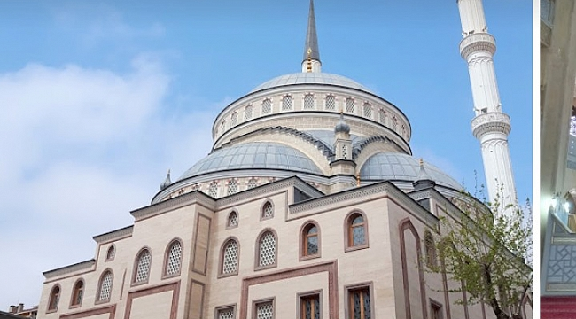 İşte o caminin imamı da Covit-19'a yakalandı