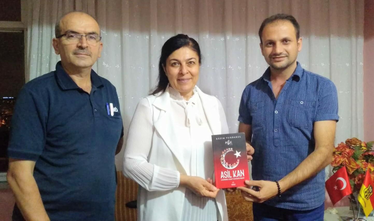 Atatürk'ün Malatya'lı olduğu gerçeği  ASİL KAN kitabında delillerle kanıtlandı