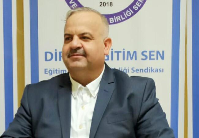 Diriliş eğitim sendikası Mehmet Nuri Kaynar