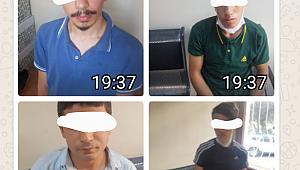 Gaziosmanpaşa'da kapkaç farelerinin sonu cezaevi oldu
