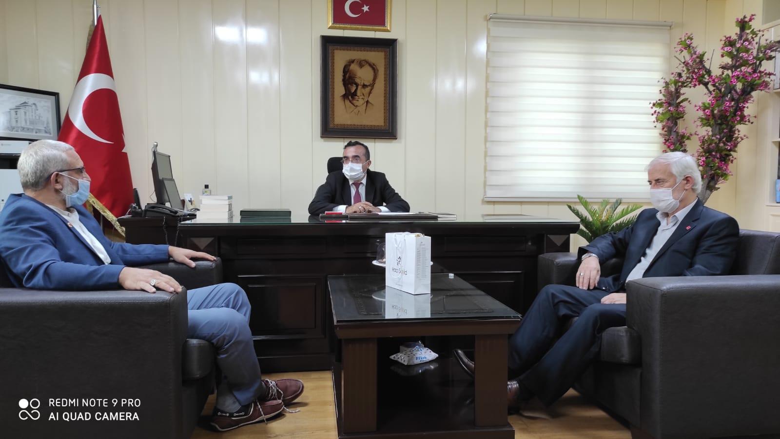 Güngören Saadet Partisi, Ferhat Öztürk'e