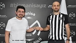 Manisaya Güven geldi, Manisa FK'da Mehmet Güven imzayı attı