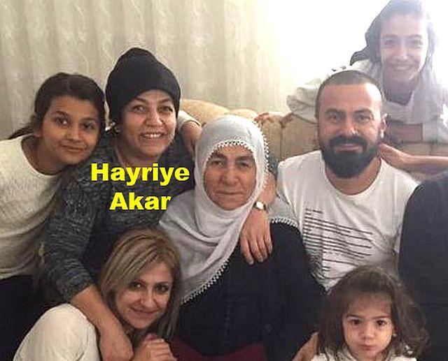 Adnan Dilekçi Kız kardeşi Hayriye Akar'ı kaybetmenin acısını yaşadı