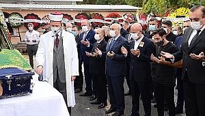 Erhan Gülveren'nin Ağabeyi Faruk Gülveren Son Yolculuğuna dualarla uğurlandı