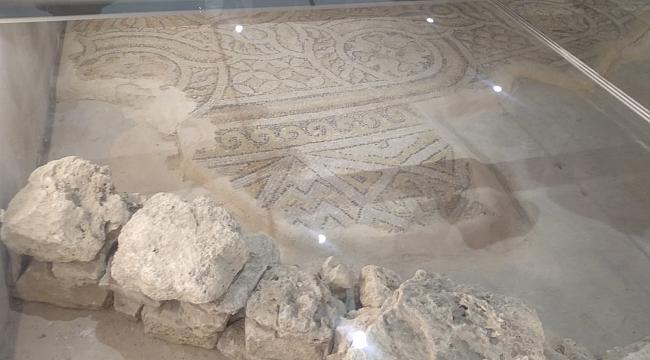 Zeytinburnu mozaikleri İstanbul tarihinin yeni tanıkları oldu
