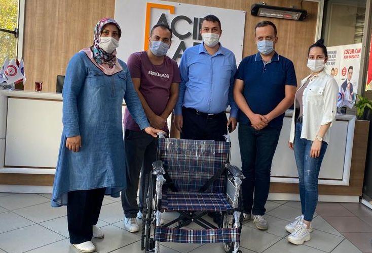 Kapakları Topla Gel Kalmasın Artık Engel Kampanyası Yüzleri Güldürüyor