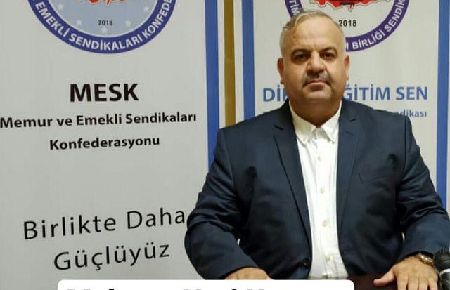 Mehmet Nuri Kaynar Müjde Verdi
