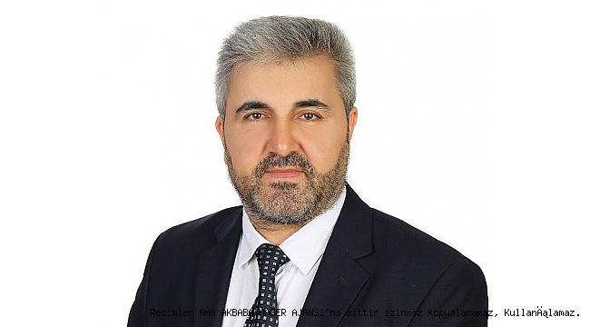 Adnan Aydeniz Ak Parti ilçe başkanlığında görev almak için kolları sıvadı