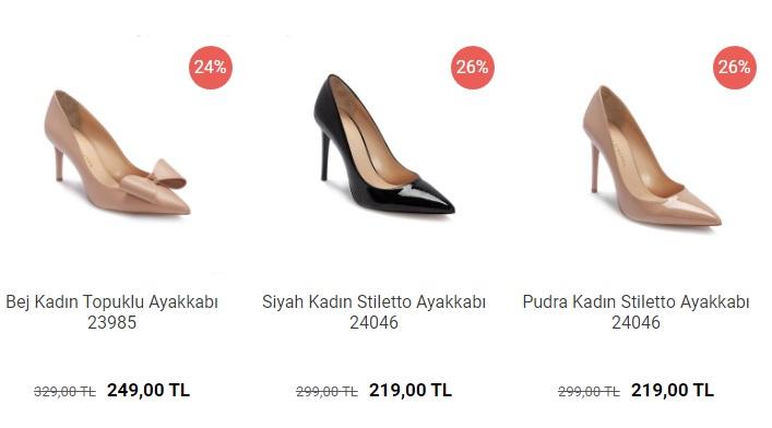 Ayakkabı Fiyatları