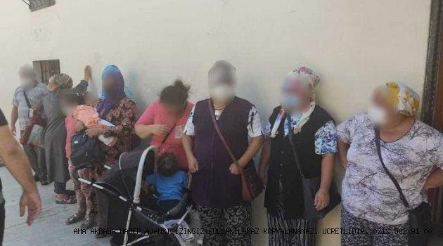 Manisa Çocuk İstismarcılarına taviz vermiyor, çok sayıda dilenci yakalandı