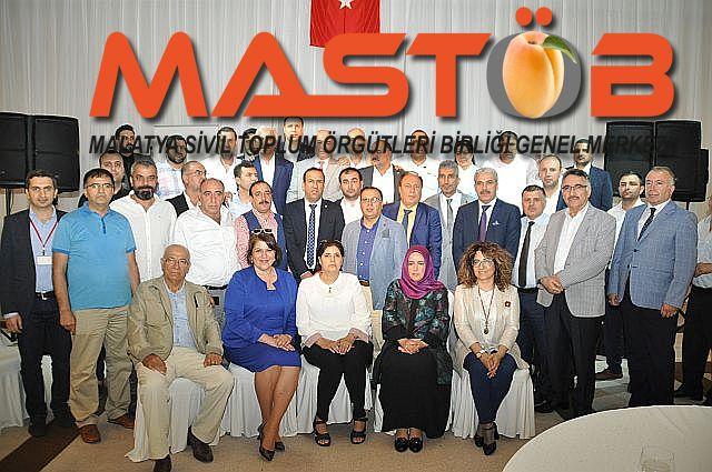 Mastöb Malatya Sivil Toplum Örgütler Birliği 31.01.2021'de Olağanüstü kongreye gidiyor
