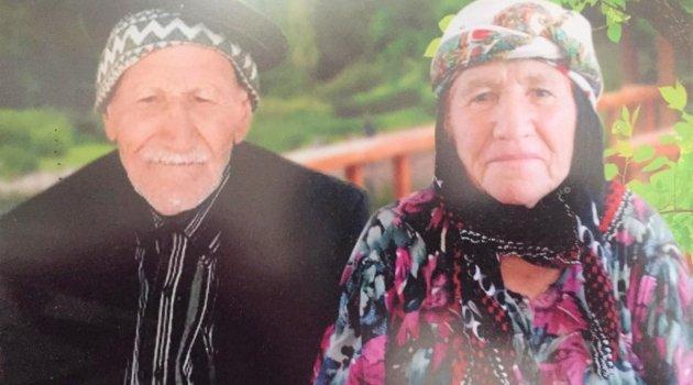 Sobadan sızan gaz Hasi Kelo ve eşi Hanım Karakılınç'ın , hayatlarına mal oldu